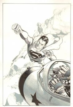 Superman by J.G. Jones