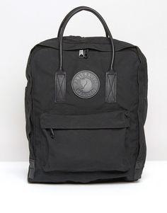 Fjallraven+Kanken+No.2+Black+Backpack