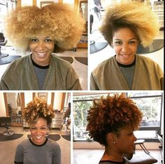 18 Best Haircuts for Curly Hair Haircuts For Curly Hair, Cool Haircuts, Afro Hairstyles, Curly Hair Styles, Natural Hair Styles, Hairstyles 2016, Tapered Natural Hair Cut, Tapered Natural Hairstyles, Tapered Afro
