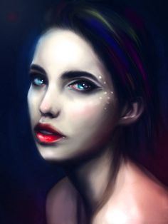 Modern Snow White by Kanamm.deviantart.com on @deviantART