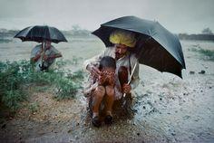 Monsoon | Steve McCurry