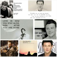 #1YearWithoutCory ♡