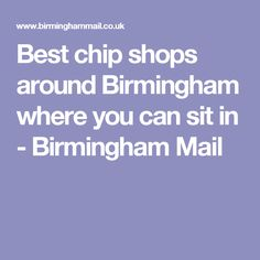 Archive photos show Birmingham in the and - Birmingham Mail Best Chips, Shop Around, Birmingham, Archive, Canning, Eat, Shops, Spaces, Shopping