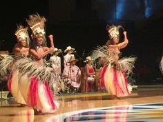 Te Mau Tamari'i A Tiare San Jose Tahiti Fete 2017- Second place costume award - costumed by Auntie Mel at California Hula Center californiahulacenter.com