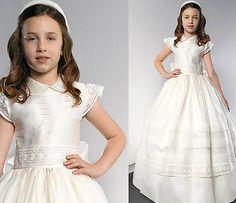 Los vestidos de Primera Comunión para niñas 2012 - Foto 11