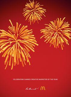 Adeevee - Leo Burnett / McDonald's: Fryworks