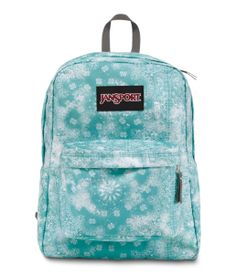 JANSPORT SUPERBREAK BACKPACK SCHOOL BAG - Mammoth Blue Shifter ...