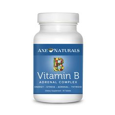 Vitamin B Complex helps boost your energy, balance hormones and break through the brain fog to maintain focus all day long.