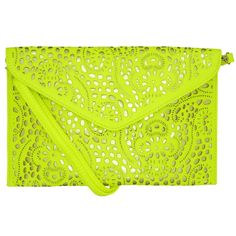 The Madhatter Envelope Clutch