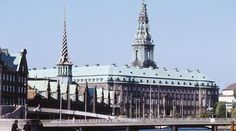 Christiansborg Palace houses the Danish Parliament, Supreme Court, and Ministry of State. It is also used by the Royal Family for various functions and events. This is where foreign ambassadors and heads of states are welcomed by the Prime Minister and the Queen.    The Great Hall contains the Queen's tapestry series, which depict 1000 years of Danish history.