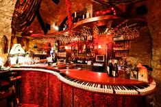 Piano Rouge - Jazz club in Krakow