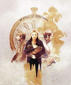 once upon a time henry | Henry, Hook & Emma - Once Upon A Time Fan Art (34584538) - Fanpop ...