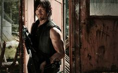 From his modelling career to a role in a Lady Gaga video, The Walking Dead's Daryl is a multi-talented actor...