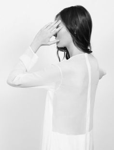 minimal white: AW13 Campaign | Fashion + Photography | Charlie May |