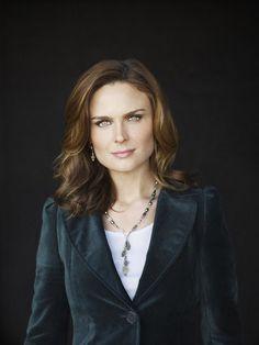 Emily Deschanel as Dr. Temperance Brennan aka Bones