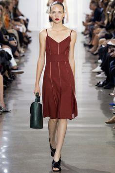 Jason Wu - New York Fashion Week / Spring 2016  Model: Adrienne Jüliger