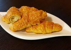 Sajtos kifli | Habán Béláné (Zümi) receptje - Cookpad receptek Ale, French Toast, Breakfast, Food, Morning Coffee, Ale Beer, Essen, Meals, Yemek