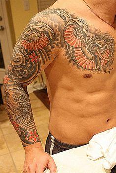 HOT Japanese Tattoo!