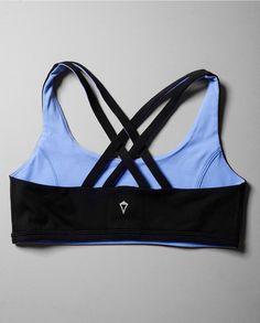 one bra, two ways. | Vitality Sports Bra*Reversible