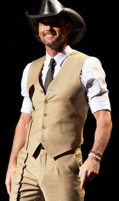 Tim McGraw.