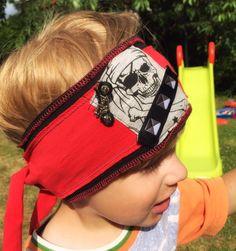 Tulleband , Tullebunt & Lille Sno, Stirnband für Jungs