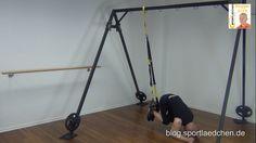 Sling Trainer Übungen Unterarmstuetz 2