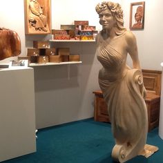 Stefano Arnodo sculptures Figurehead sculpted in wood, www.arnodosculture.it