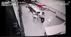 17 seriously spooky GIFs of 'ghost' sightings