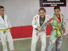 Teaching your children in the discipline of self defense is an excellent investment.