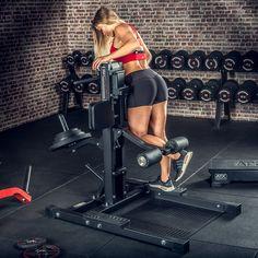 Barbarian-Line Leg Master – Kniebeugen- und Beinbeugegerät – Máquinas gym Bench Ab Workout, Ab Workout With Weights, Gym Weights, Ab Workout At Home, At Home Workouts, Killer Ab Workouts, Fast Ab Workouts, Killer Abs, Workout Videos For Women