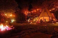 Tipi Yurt Village 1 Luxury Camping