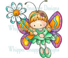 Whipper Snapper Designs are very cute stamps.