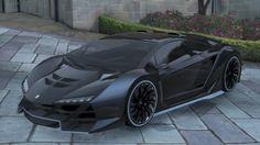 Black Zentorno