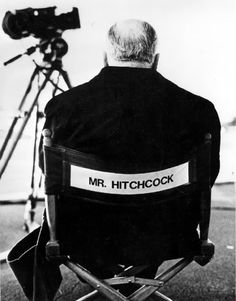 Alfred Hitchcock (1899–1980) - Suspicion, Notorious, Rear Window, North by Northwest, Vertigo, The Birds, Marnie, Psycho etc.