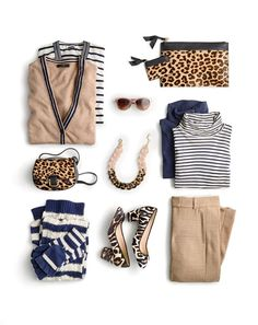 "Picks from J.Crew Present-topia. Gifts that say, ""I've noticed that you've got great style…"""