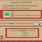 This is a one page poster or chart I created to use when teaching my first graders about cause and effect. Ideas for posting this include posting o...