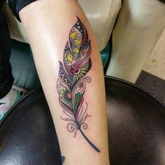 Tattoo de pena | Pinterest mdoretto