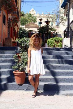 30 Fresh Ways to Wear a Little White Dress ThisSummer | StyleCaster