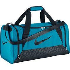 Rebel Sport - Nike Brasilia 6 Duffle Blue/Black