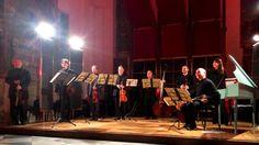 CONVIVIO ARMONICO 2015, MUSICA ANTICA NEL CORPO DI NAPOLI: ULTIMO WEEK END DI CONCERTI CON STRUMENTI D'EPOCA | MezzoStampa - l'informazione di Scafati e dintorni