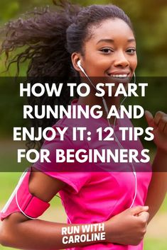 How to start running and enjoy it: 12 tips for beginners - Run With Caroline Proper Running Form, Beginners Guide To Running, Cool Down Stretches, 5k Training Plan, Running Routine, Couch To 5k, How To Start Running, Running Motivation, Decathlon