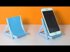 Diy Mobile Phone Stand Diy Mobile Stand 9 Awesome Way To Make Stands Diy Crafts How To Make, Crafts For Teens To Make, Easy Arts And Crafts, Craft Stick Crafts, Diy Iphone Stand, Ice Cream Stick Craft, Whatsapp Pink, Make A Mobile, Mobile Stand