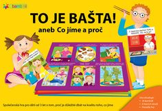 To je bašta! aneb Co jíme a proč What You Eat, Games For Kids, Board Games, This Or That Questions, Children, Cards, Games For Children, Young Children, Boys