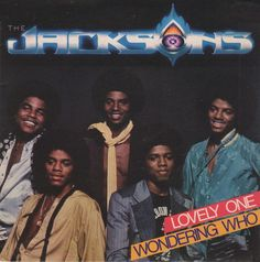 Lovely One - The Jacksons (Album: Triumph / 1980)