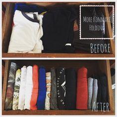 Bags of clothes we no longer need konmari konmarimethod