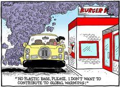 Environment Cartoons: Environmentalist Idiots
