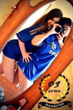 Chelsea Girl #chelseafc #cfc @ChelseaWag http://wag.so/ChelseaPortal