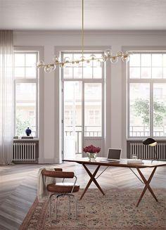 Deco heaven.  www.annagillar.se Oscar Properties, Nybrogatan 19