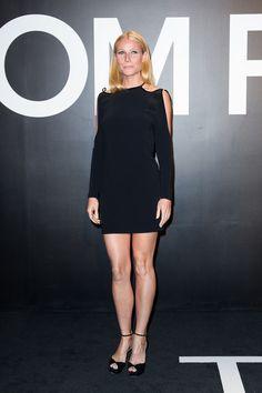Gwyneth Paltrow in Tom Ford   - HarpersBAZAAR.com