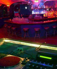 The Cellar Nightclub.